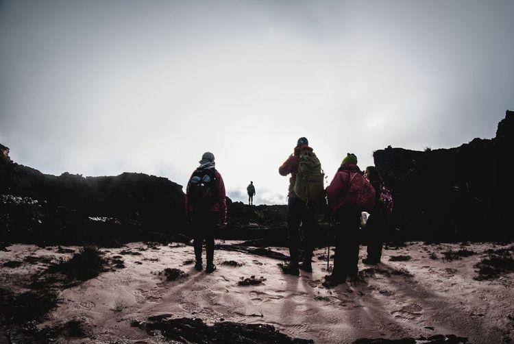 Just see.. Roraima Venezuela Trekking People And Places EyeEmNewHere Capture Tomorrow