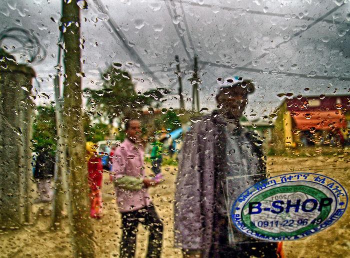 Wet Water Human Representation Transparent Drop Women Representation Indoors  Rain Day Glass - Material Art And Craft Adult Nature Men Window People Rainy Season