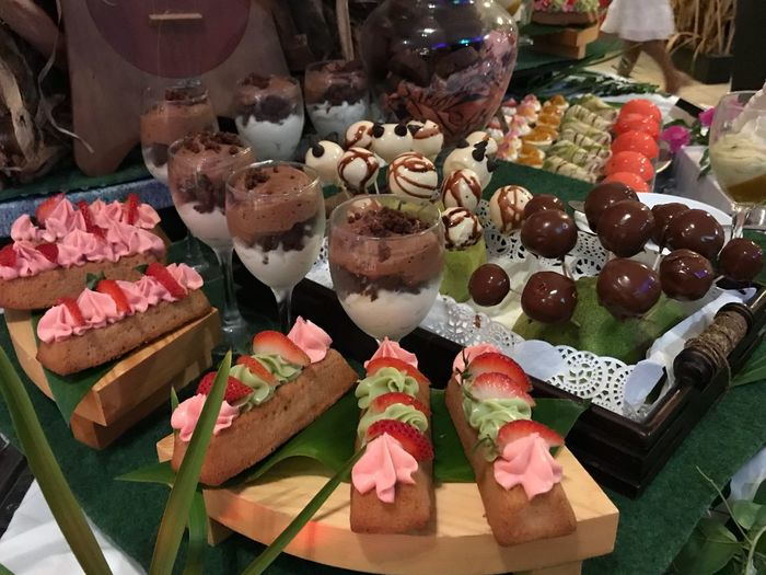 Desserts à profusion Beautiful Colours Colourful Sweetness Cakes Yummy Food Sweet Food Choice Temptation Sweet Variation Dessert Food Cake Baked Ready-to-eat
