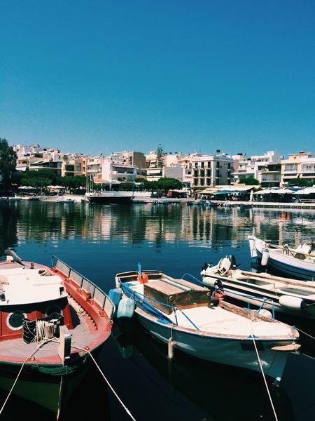 Greece Creete Agiosnikolaos