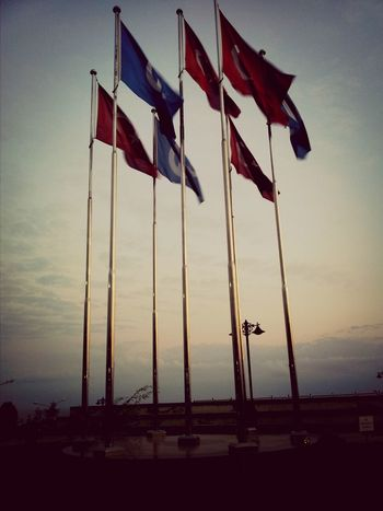 Turkey Ktu Flag