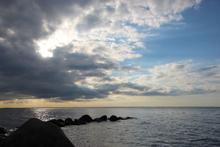 Beach Beauty In Nature Cloud - Sky Day Horizon Over Water Nature No People Outdoors Scenics Sea Sky Tranquil Scene Tranquility Water