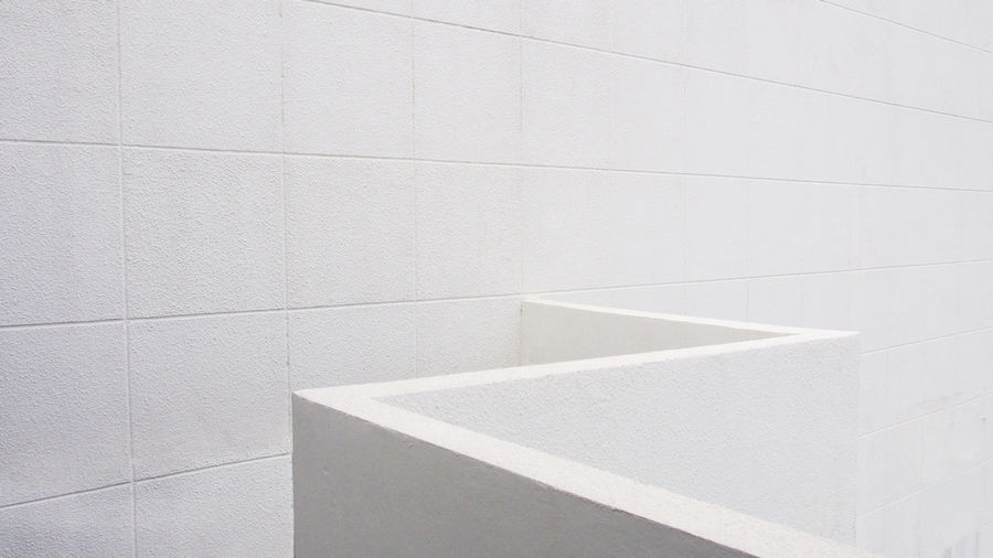 Clean Z corners City Textured  Wall Abstract Architecture Building Exterior Built Structure Day Design Light And Shadow No People Pattern Surface Urban White White Color Whitewashed Zigzag The Architect - 2018 EyeEm Awards