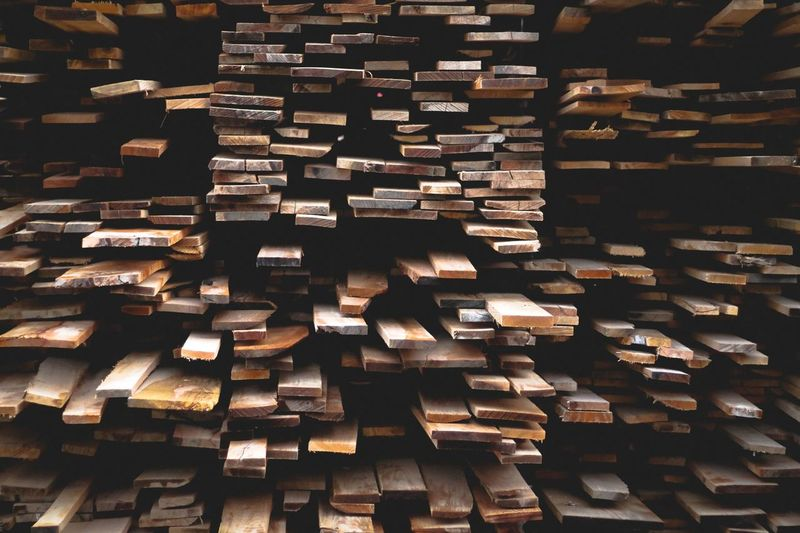 Backgrounds Large Group Of Objects Stack Full Frame Abundance Pattern Repetition Indoors  Wood - Material No People Wood Timber Still Life Arrangement Lumber Industry Log Firewood Close-up Design In A Row