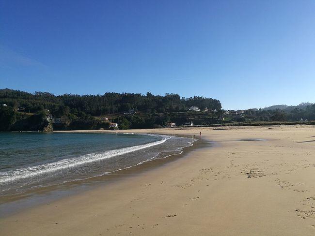 Playa De XilloiO Vicedo First Eyeem Photo