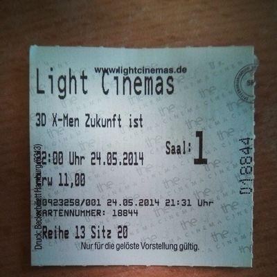 Film war gut Xmen Zukunftistvergangenheit DaysOfFuturePast Thelightcinema