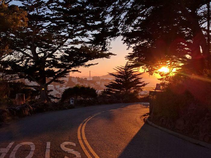 First Eyeem Photo SF Sfsunset San Francisco Sfromance Sfnights Goldengatebridge Goldengate CA California Cali California Love WestCoast Stoneandwood