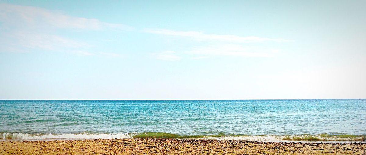 Море песочек ВОЛНА