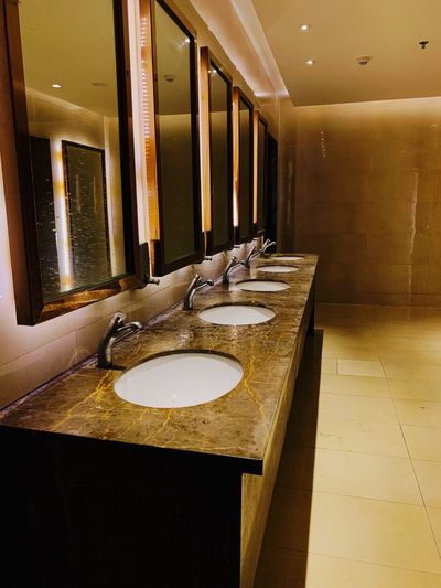 Bathroom Bathroom Indoors  Table No People Seat Architecture Absence Chair Wood - Material Reflection Furniture Mirror Luxury Built Structure