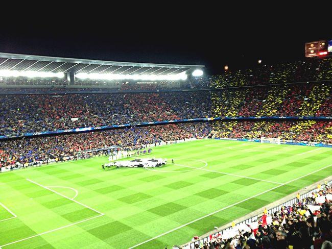 Magic Night @ Camp Nou
