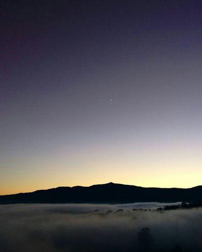 Atibaia Pedra Grande Sunrise Sky Skyporn