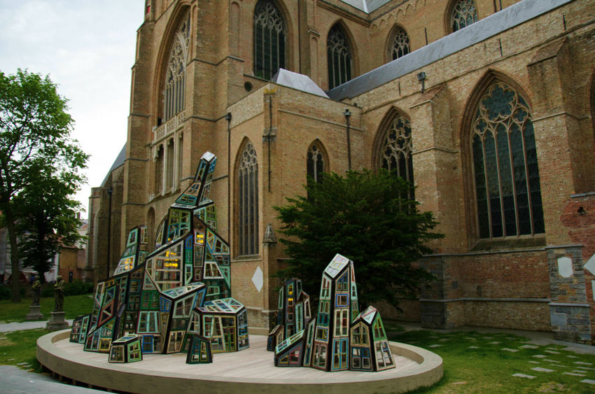 Abstract Architecture Art Built Structure Cathedral Church Church Of Our Lady Our Lady Outdoors