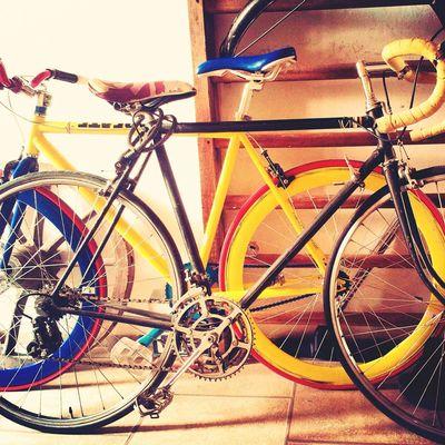 Bikes Fixed Bike Hello World Fixedgear Bikeporn Fixedgirl