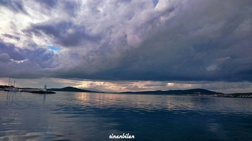 Ayvalık Turkey Beauty At Sea Sea Şampiyon BEŞİKTAŞ Beautiful Beautiful View Photooftheday Sonyxperiaphotography Landscape Photographer Sinanbilen Gününengüzeli Gününbirnumarası