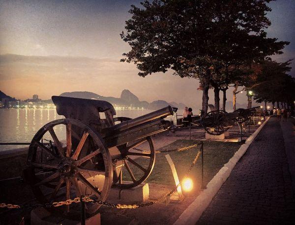 Copacabana Fort Copacabana Fort Fortress Rio Rio De Janeiro Riodejaneiro Night Darkness And Light Bestof_marcelo_mol Showcase July