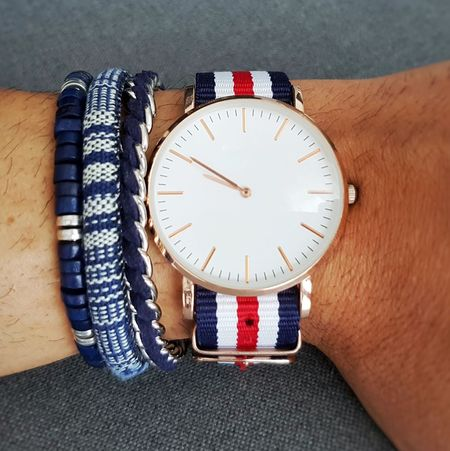 Summer Wrist Game Time Clock Clock Face Indoors  Minute Hand Day Close-up No People Roman Numeral Wrist Wristwatch Wrist Watch Wristgame Wristgames Bracelet Braceletsformen Man Fashion Fashion Man Style Style Style And Fashion Watch Lifestyle Nautical Nautical Watch