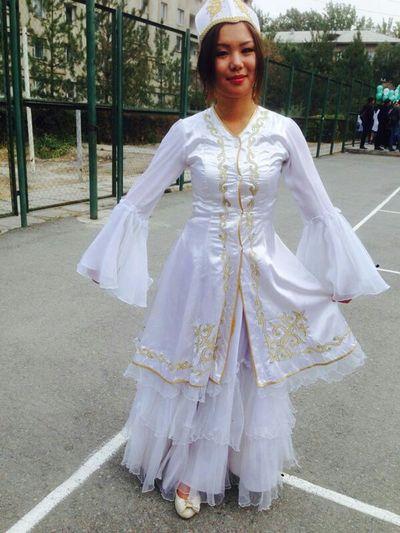Kyrgyz Dance Modeling