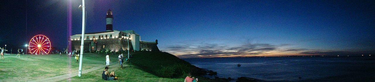 Panoramic Relaxing Sunset Sunshine Dimalima