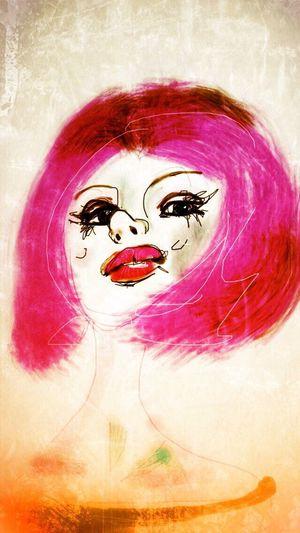 Asja, sketcher drawing Art Portrait Drawingaday Drawing
