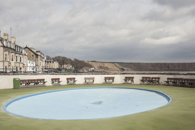 'Filey 2017' Beach No People Outdoors Pool Aechitecture Coastal EyeEm Best Shots East Coast North Yorkshire Filey Seafront