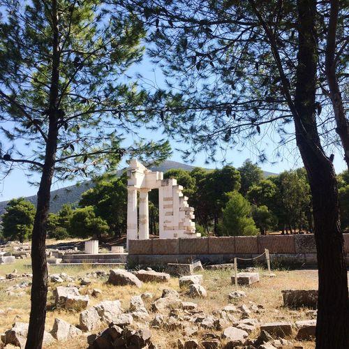 Greece Antique History Greekhistory