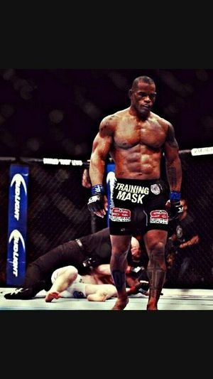Hector Lombard UFC
