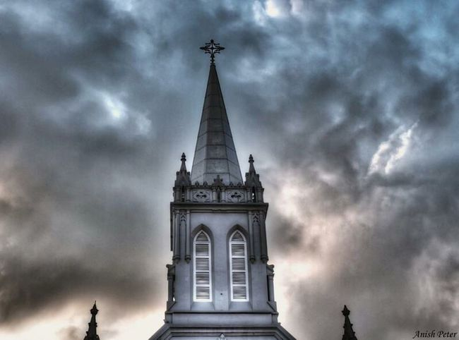 Churches Church Church Of St Peter And St Paul HDR Canon EOS Skies Feel The Journey HDR Collection Hdr Edit Singapore EyeEm Photooftheday EyeEm Masterclass EyeEmBestPics EyeEm Gallery Sky EyeEm Best Edits Eyem Best Edits Eyem Best Shots Church Steeple Churches Collection Hdrphotography HDR Streetphotography