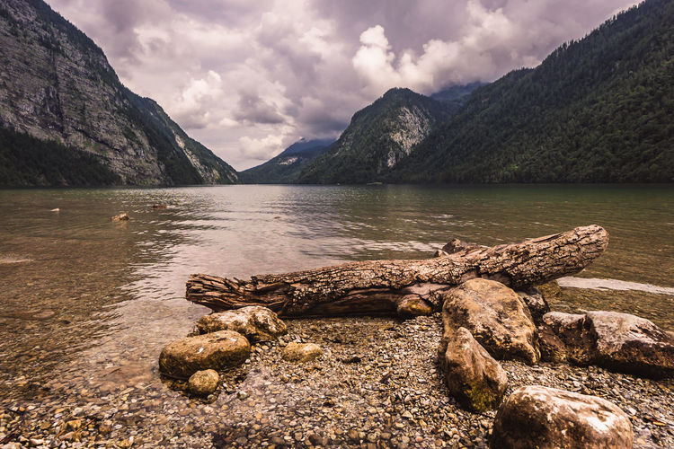 over the Sea Berchtesgadener Land  Königssee Landschaften Nature Photography Baum Beauty In Nature Cloud - Sky Day Lake Landscape Landscape_photography Landschaftsfotografie Mountain Mountain Range Nature No People Outdoors Physical Geography Rock - Object Scenics Sky Stone - Object Tranquil Scene Tranquility Water EyeEmNewHere This Is Masculinity