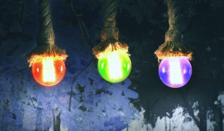 RGB Bulbs