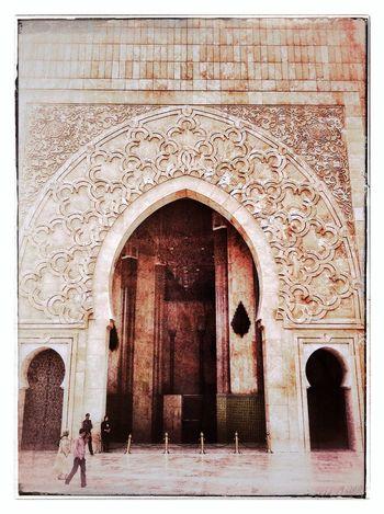 Casablanca, Mosquée Hassan 2 Exploring Taking Photos Architecture Traveling