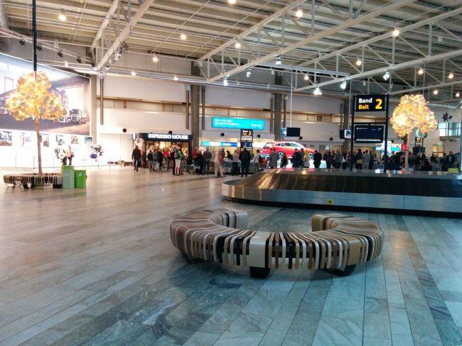 My Laguage Stuck at Stockholm-arlanda Airport (arn) ; somewhat Upset ?.