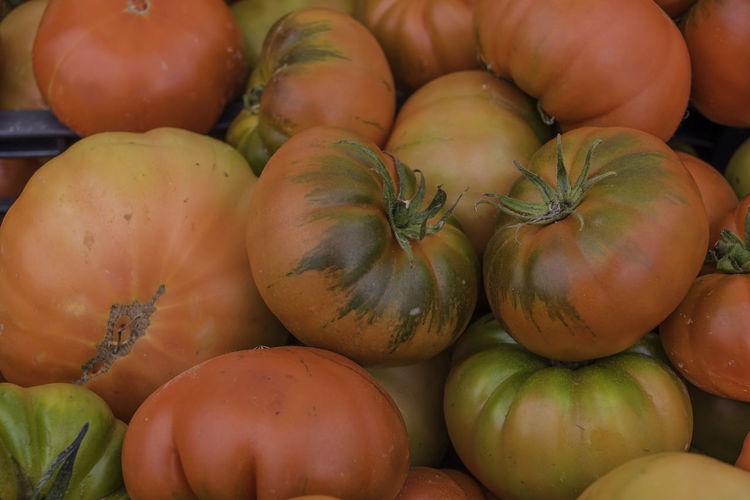 Tomat sorter är