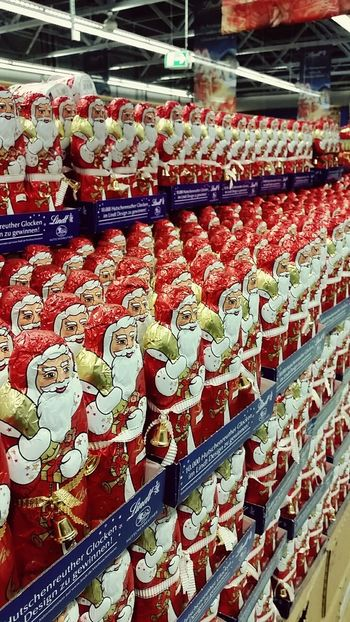 Christmas Santa Claus Army Chocolate Manufacturer Photography Samsung Galaxy S5 Commercial Gold