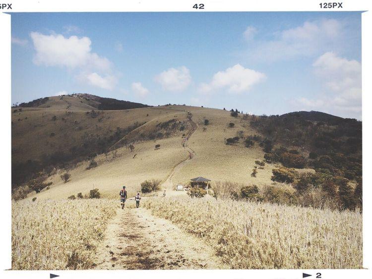 Trailrunning Taking Photos ITJ Izu