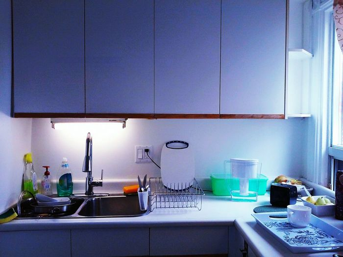 Interior Views Kitchen Original Experiences White Furniture 43 Golden Moments Fine Art Photography Home Is Where The Art Is Colour Of Life Interior Style Lieblingsteil Neon Life