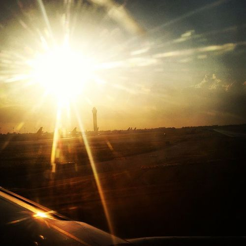 Welcome to the sunny Miami!! Avianca Aviation Airport Miami SUN SUNSET