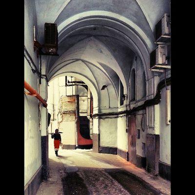 Арка/An archway