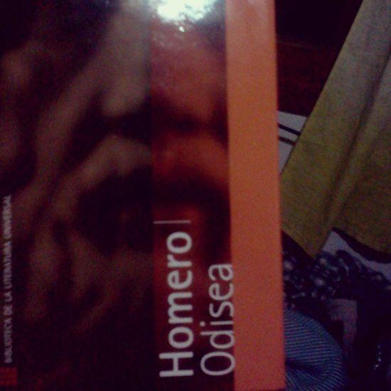 Ya me decidi, voy a leer Odisea de Homero Poeta Grecia Odiseo Ulises Poesia