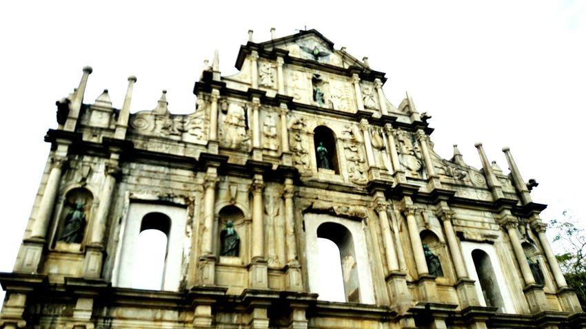 The Catedral Macau Macao  Architecture