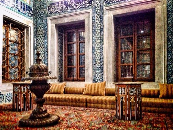 Gezgin İstanbul'da.. Ottomanpalace