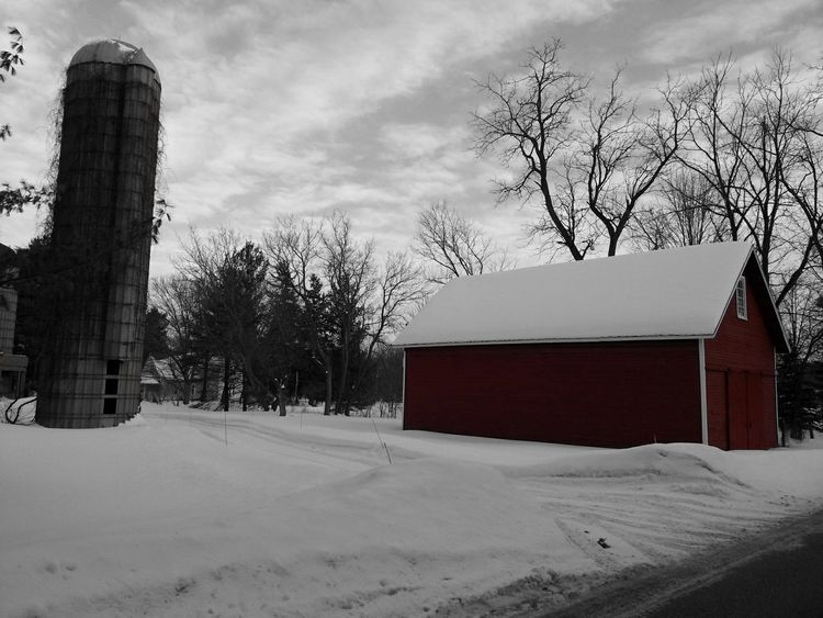Eyeem Barns Urban Geometry Eye Em Snowscapes Winter 2013-2014♥