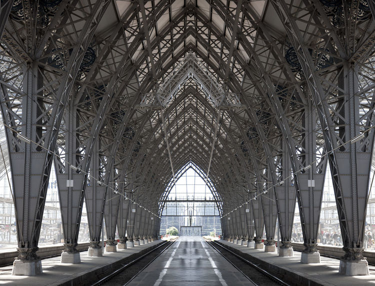 Arch Architectural Column Architectural Feature Architecture Built Structure Corridor The Way Forward Transportation