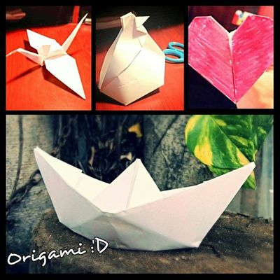 (8 Origami Pasión  Moment Aprender