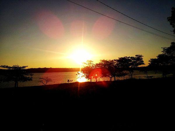 Sunset Sunlight Nature Beauty In Nature Sun Scenics Sky