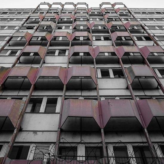 """Postcardfromeastberlin Radikalmodern Socialistmodernist Ostberlin ostzonensuppenwürfelmachenkrebs fujifilm fuji_xseries berlinlove fotostrasse diewocheaufinstagram """"Haus der Statistik """""""