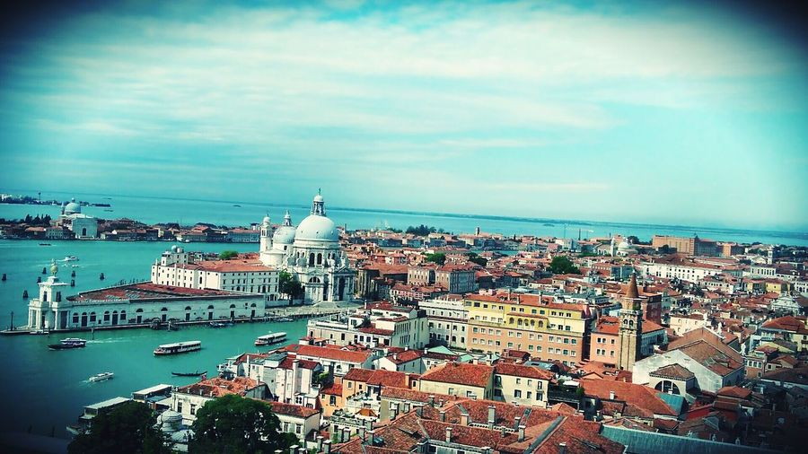 Europe Italy Venice Topview Belltower ReallyHigh Island Sinking Candid Hello World Enjoying Life Check This Out Beauty