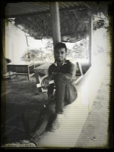 Relaxing Smiling Enjoying Myself Feeling Alone