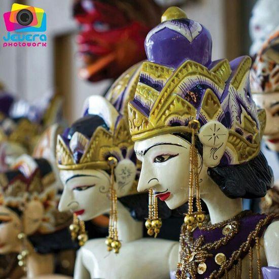Wayang Sunda Bandung INDONESIA Art Culture