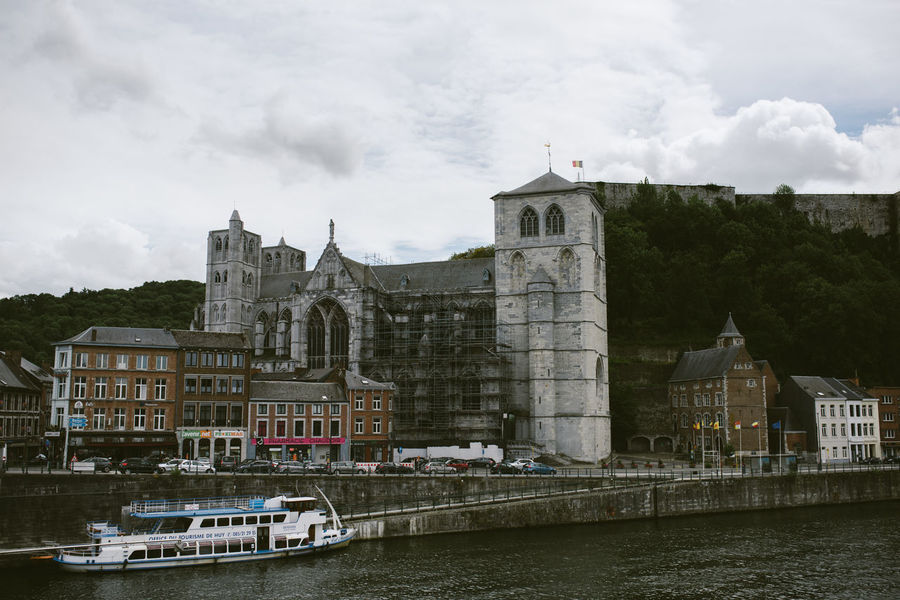 Architecture Belgium Castle Cloudy Old Friends Riverside Bridge Europe Outdoor Photography Outdoors People Walking  Roadtrip Your Ticket To Europe