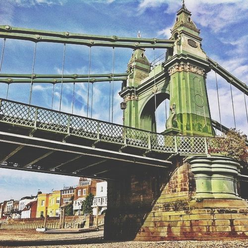 Hammersmith Bridge London London Bridge Architecture EyeEm Best Shots
